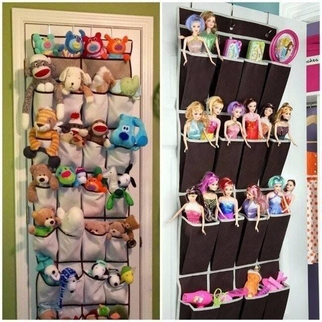Хранение игрушек в детской комнате: правила, места и предметы, инструкция по планированию, зонирование