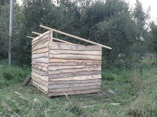 Баня из досок каркасная: как сделать - стены, перегородку, потолок; из обычной и шпунтованной доски