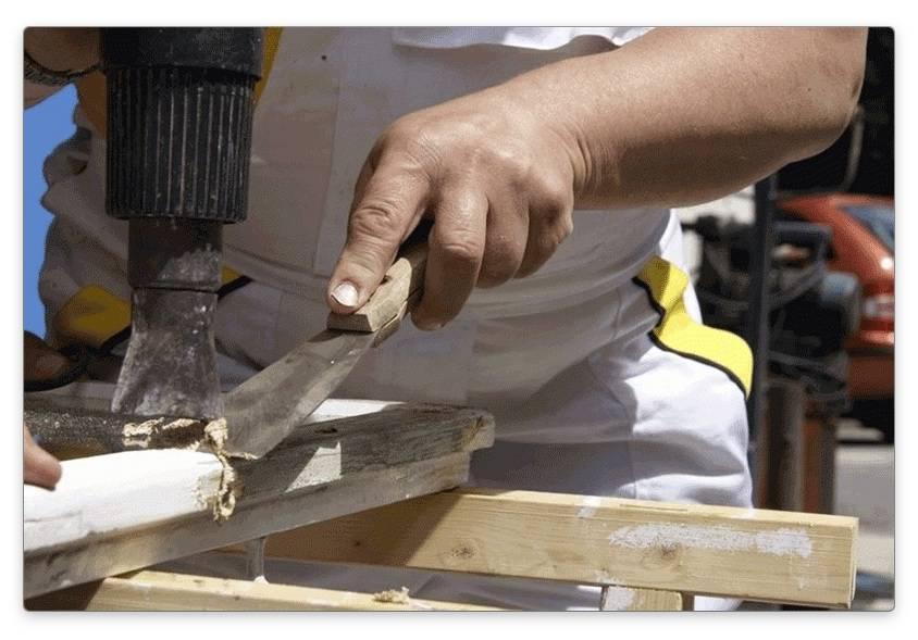 Нюансы и правила ремонта старых деревянных окон