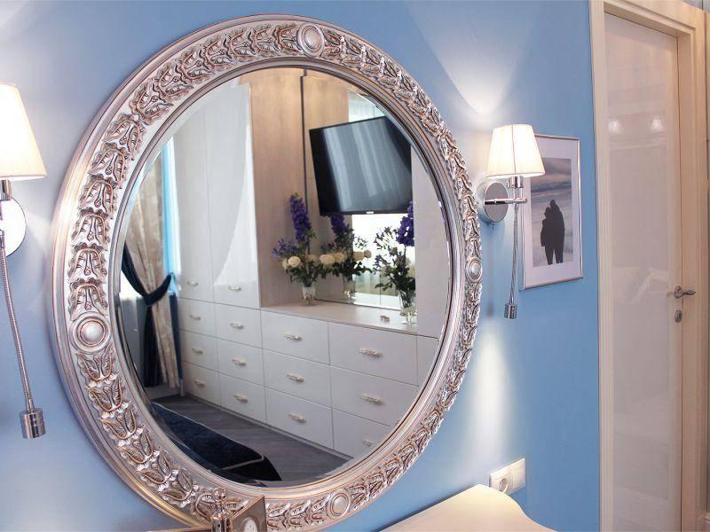 Как повесить зеркало в доме, чтобы притянуть удачу