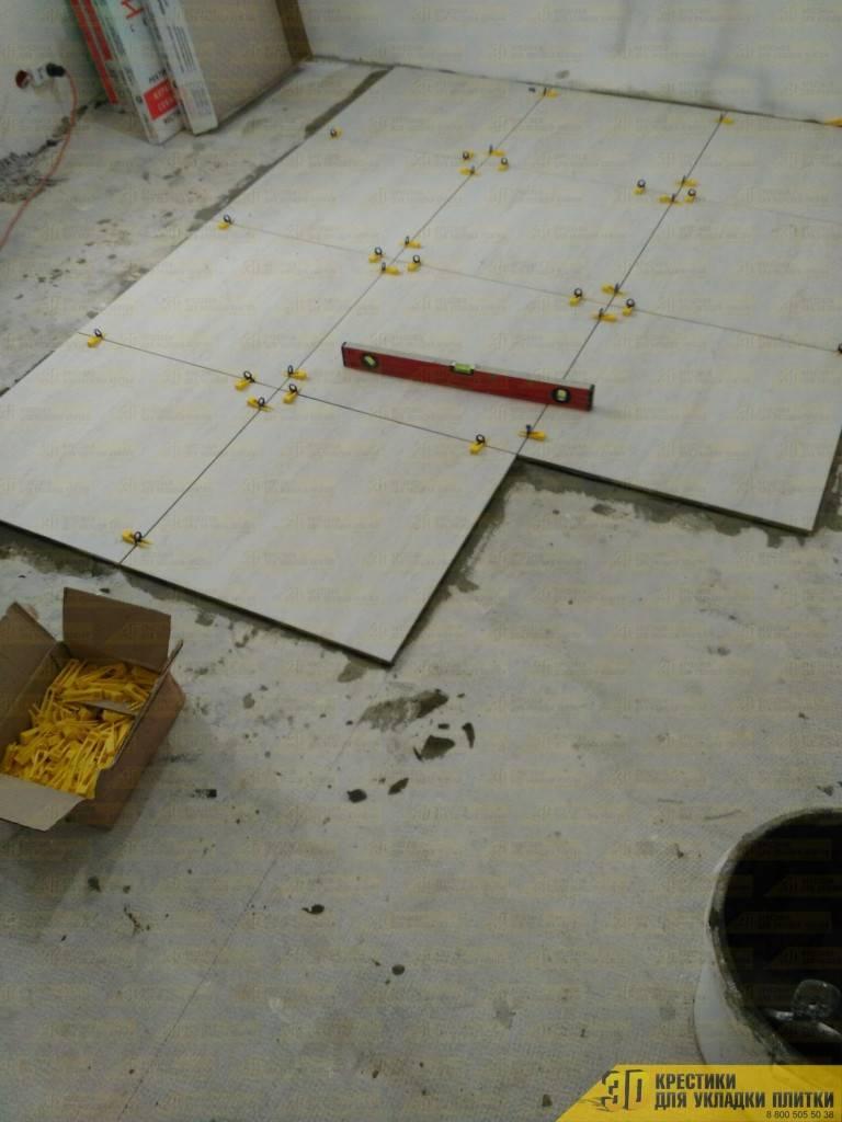 Как выбрать крестики для плитки: укладка плитки и особенности создания идеальных швов