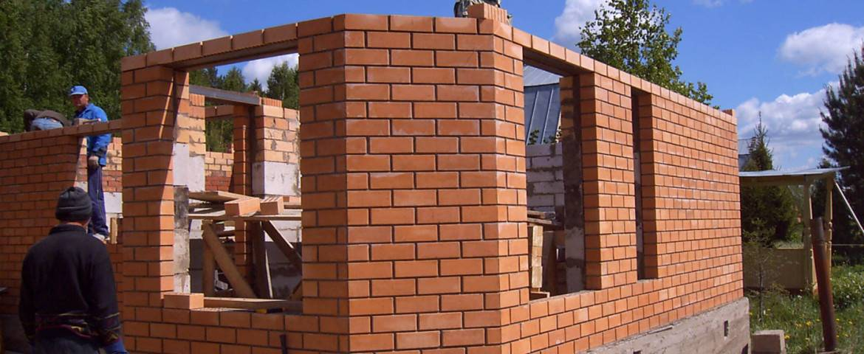 Баня из кирпича своими руками: пошаговая инструкция строительства
