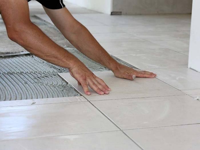 Керамогранитная плитка на кухне — на 99% идеальный пол