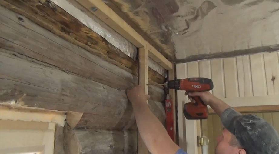 Обшивка стен гипсокартоном: согласование, инструкция по возведению обрешётки, советы
