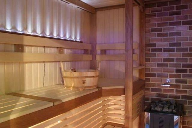 Баня и сауна в доме: конструкция домашней сауны, материалы, элементы кабинки