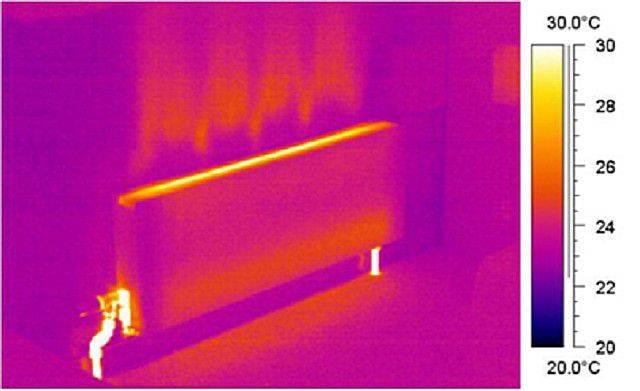Как регулировать тепло в батареях кранами