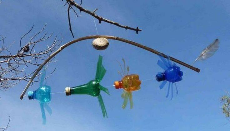Самолет из пластиковой бутылки своими руками, 3 мастер-класса
