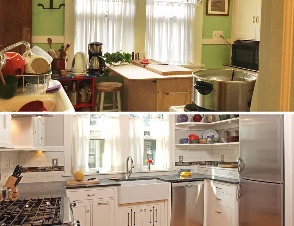 Как бюджетно отремонтировать кухню