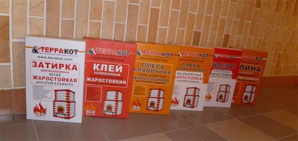 Огнеупорные материалы для стен вокруг печей: виды, производители, цены