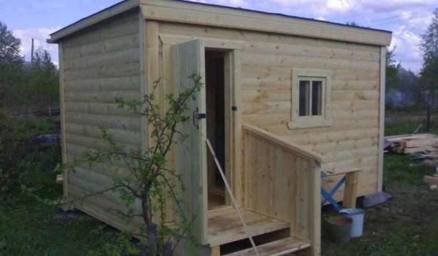 Баня своими руками: простая пошаговая инструкция как строится небольшая баня