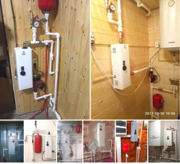 Какой электрокотел выбрать для отопления частного дома и как его подключить