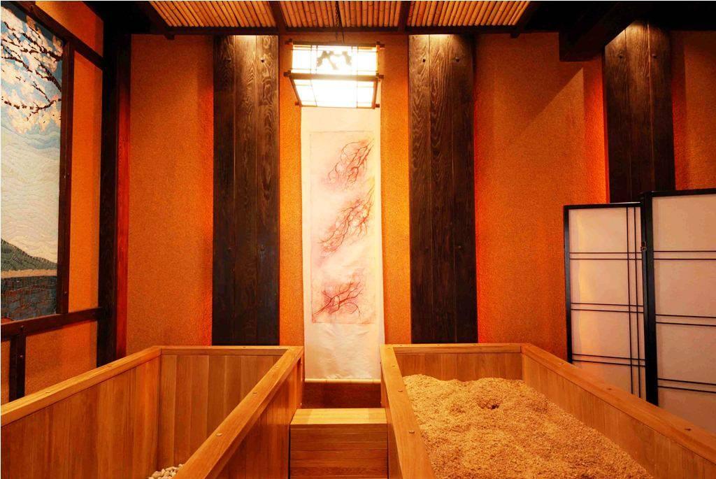 Японская баня: традиции, польза и противопоказания