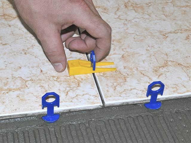 Как правильно подобрать пластиковые крестики для плитки: размеры, форма