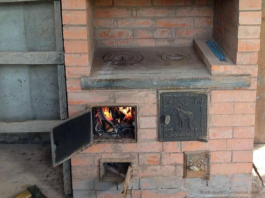 Печь-голландка своими руками: устройство, чем особенна, конструкции, кладка и порядовки