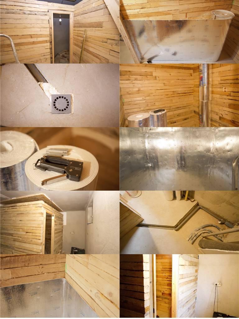 Домашняя сауна своими руками: строительство шаг за шагом