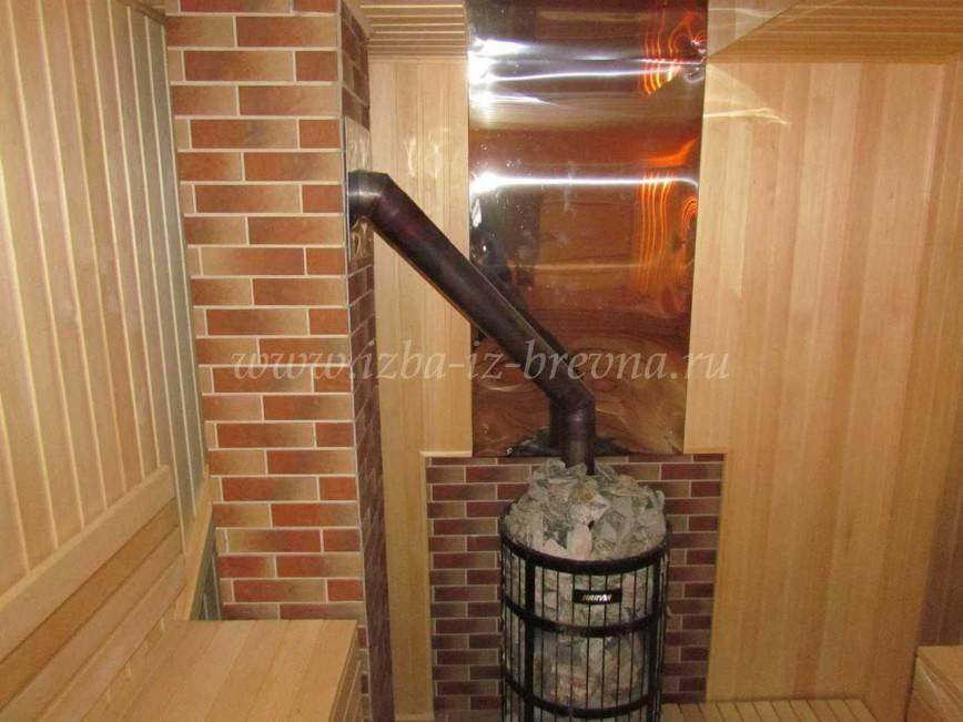 Жаростойкие материалы для отделки стен возле печи - клуб мастеров