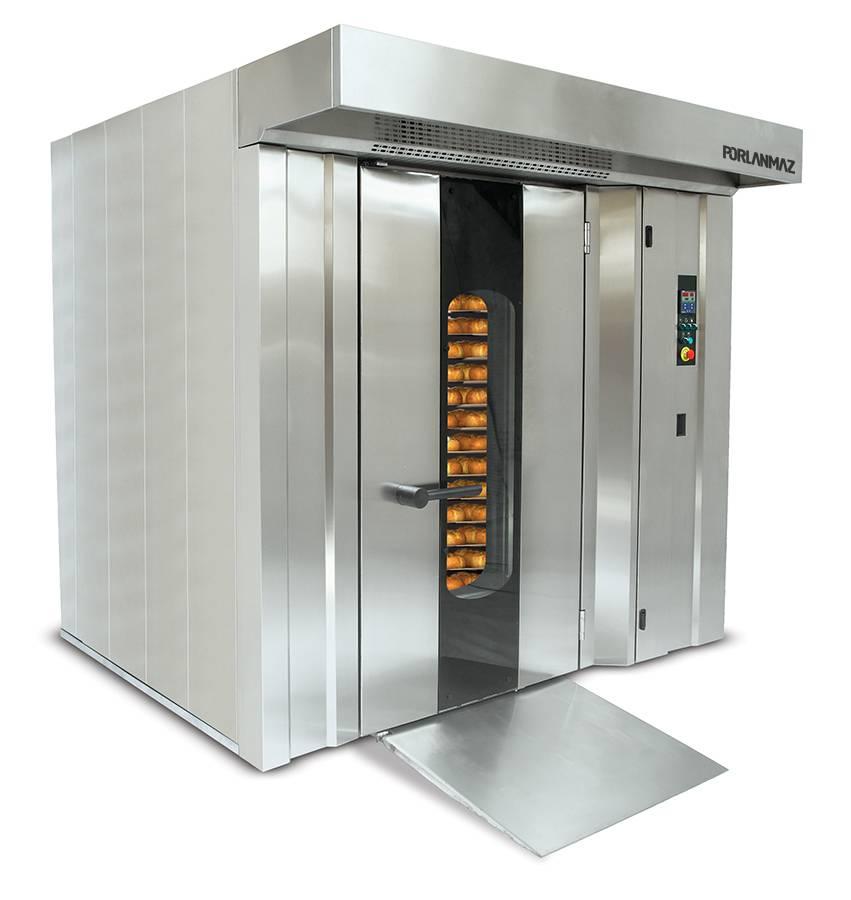 Печи ротационные хлебопекарные: виды и лучшие модели