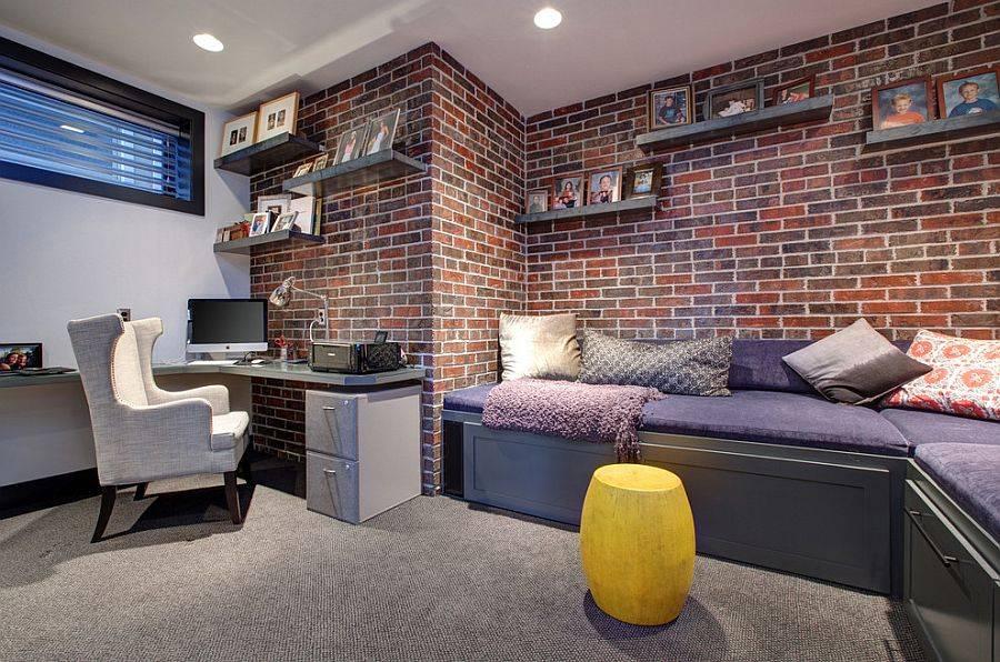 Детская (спальня) в стиле лофт для подростков: фото, видео, дизайн, интерьер
