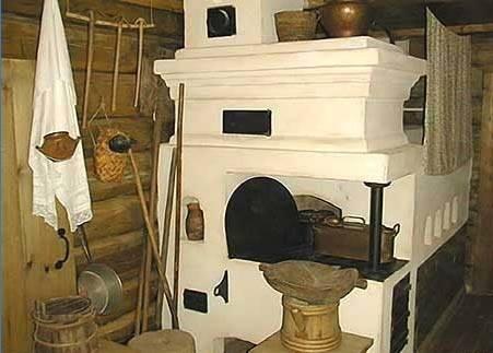 Древнерусская печь: история появления, назначение, фото   greendom74.ru