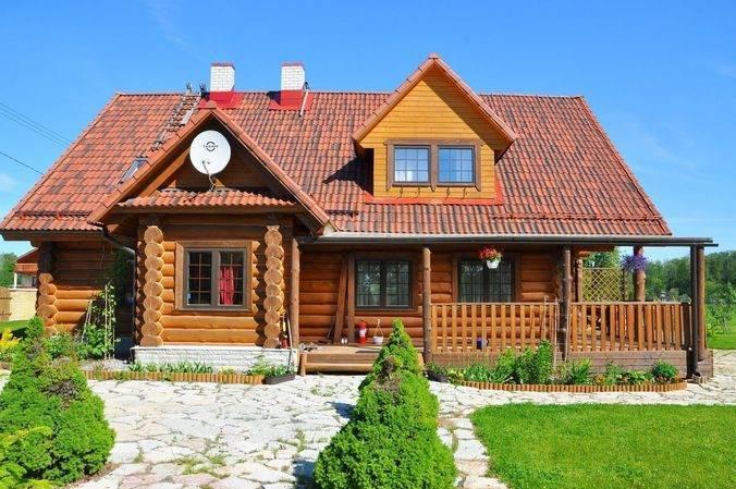 Плюсы и минусы дома из сруба: экология, внешний вид, трудоёмкость строительства - 1drevo.ru