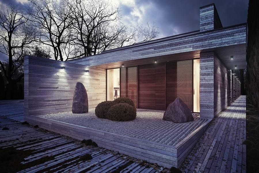 Дома в стиле хай-тек (61 фото): передовые технологии, архитектура и наука - happymodern.ru