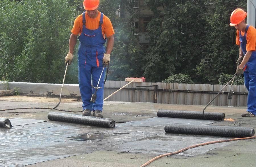 Как отремонтировать металлическую крышу и залатать трещины своими руками