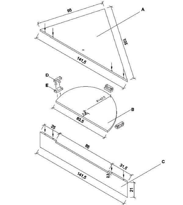 Как сделать полок в бане: особенности конструкции, сборка