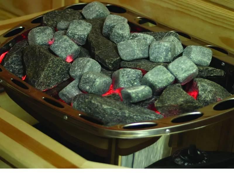 Как выбрать камни для бани – какие лучше для здоровья