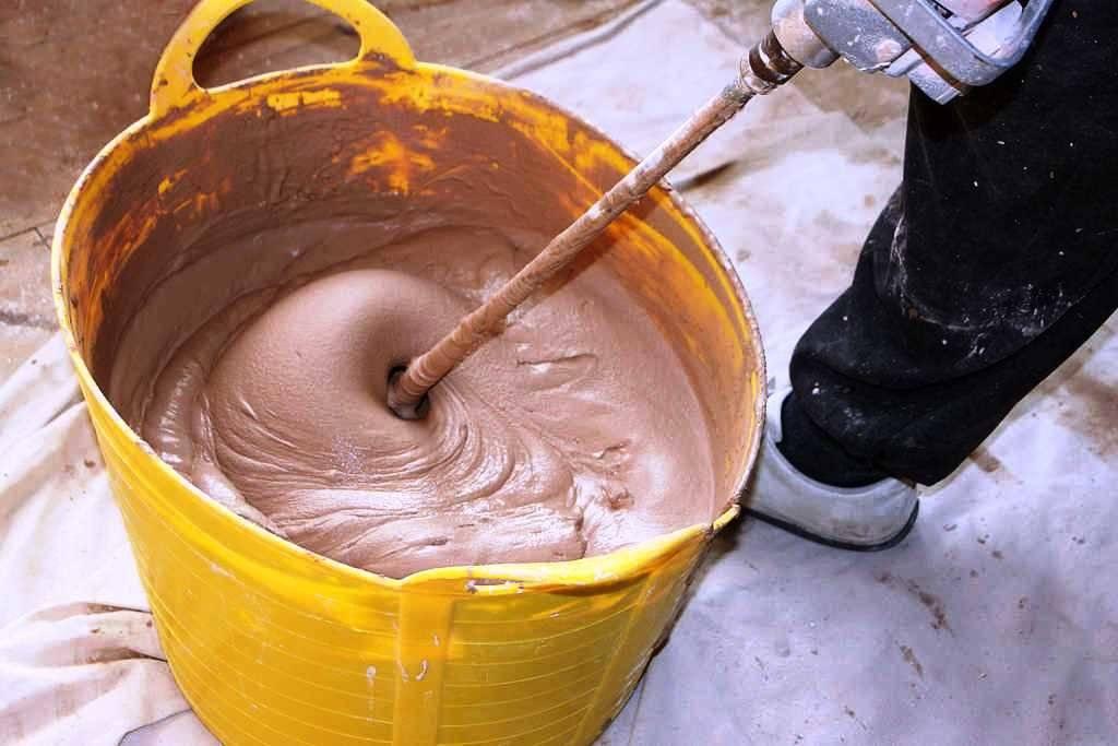 Как сделать огнеупорную глину – приготовление раствора для кладки печи своими руками