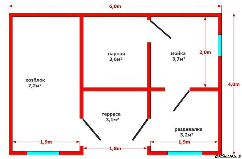 Хозблок с дровником для дачи: сарай дровяник своими руками, фото дровницы и туалета под одной крышей, как сделать проект бытовки