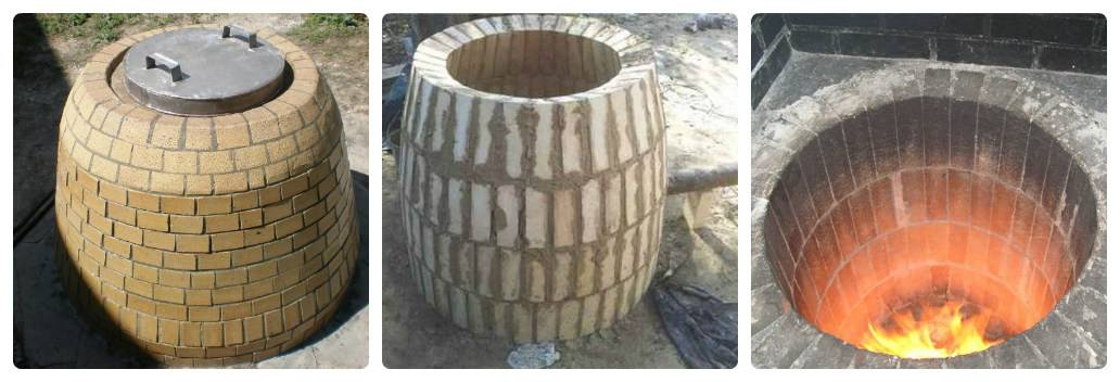 Изготовление подземного тандыра собственноручно