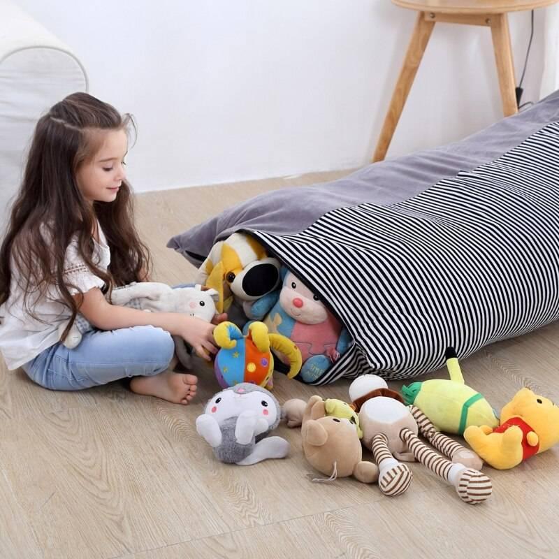 Хранение игрушек: идеи, полезные советы и способы хранения игрушек