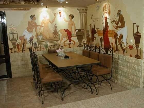 Спальня в греческом стиле: варианты декора, идеи дизайна (+89 фото)