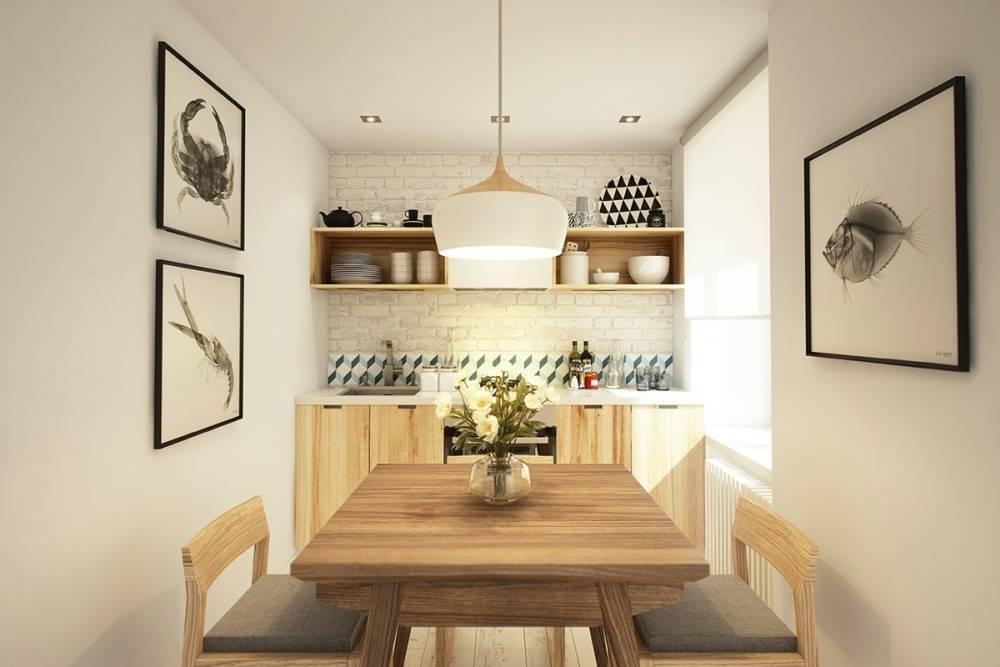 Обои для маленькой кухни в хрущевке: современные идеи 2020-2021 года (40 фото)