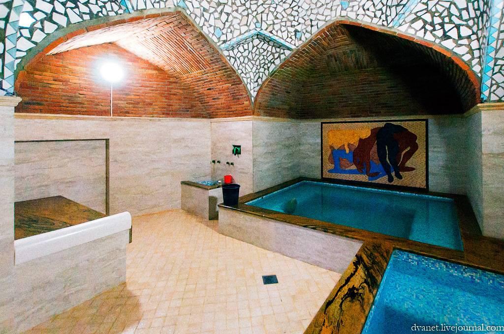 Серные бани в тбилиси - польза и вред, показания и противопоказания, отызвы туристов