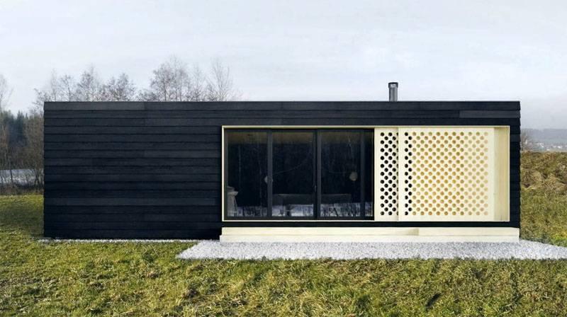 Дома в стиле хай-тек: фото оригинальных проектов