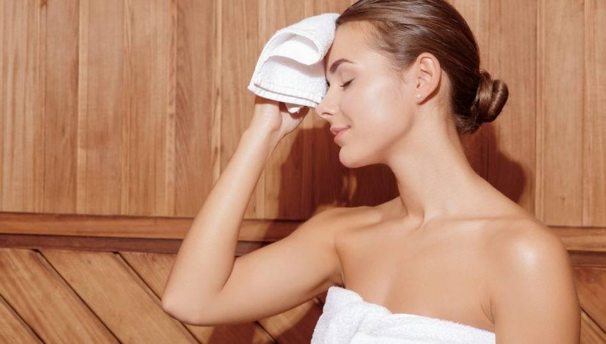 Влияние бани на организм человека