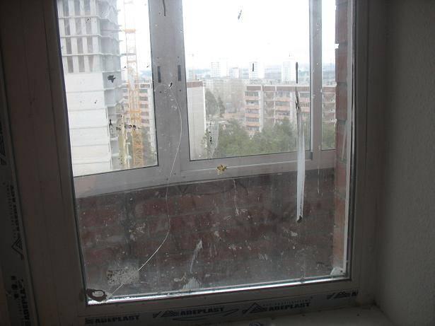 Как убрать царапины со стекла окна (обычного и пластикового стеклопакета): способы и средства для удаления повреждений