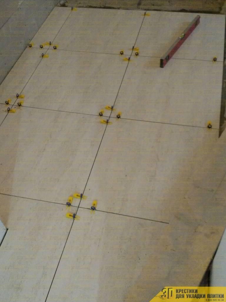 Крестики для плитки: как выбрать размер и какие использовать при укладке плитки