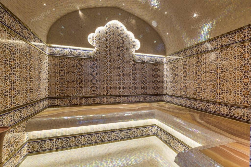 Система ароматизации в хамам. как работает?