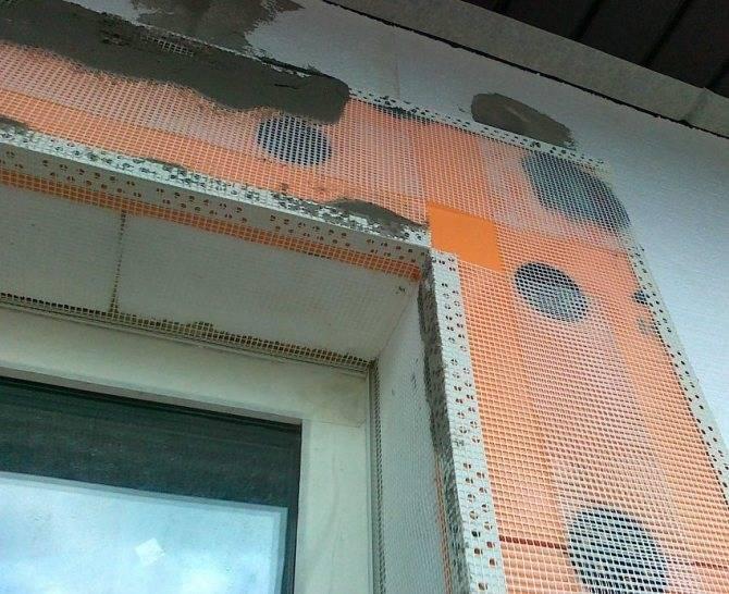 Штукатурка фасада (45 фото): фасадная мокрая штукатурная сетка для дома по утеплителю и пеноплексу, технология нанесения