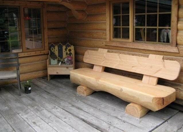 Как сделать мебель из дерева своими руками?