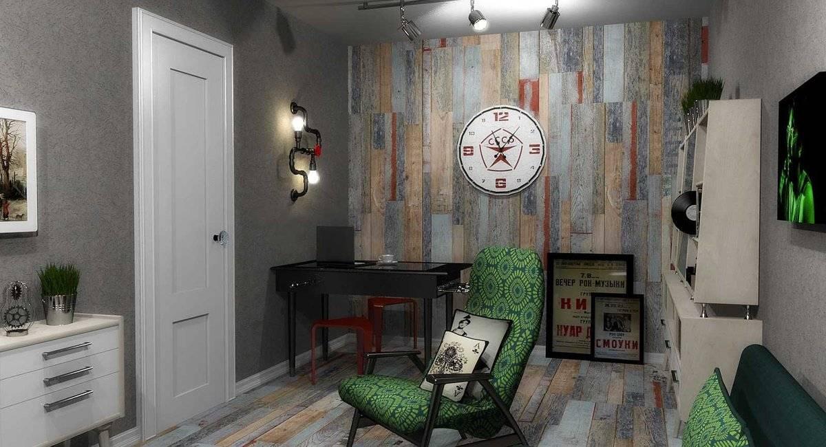 Использование старой мебели в новом интерьере