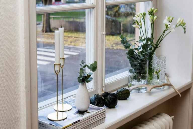 Декор подоконника: как оформить и чем украсить на кухне своими руками, как красиво декорировать подоконник