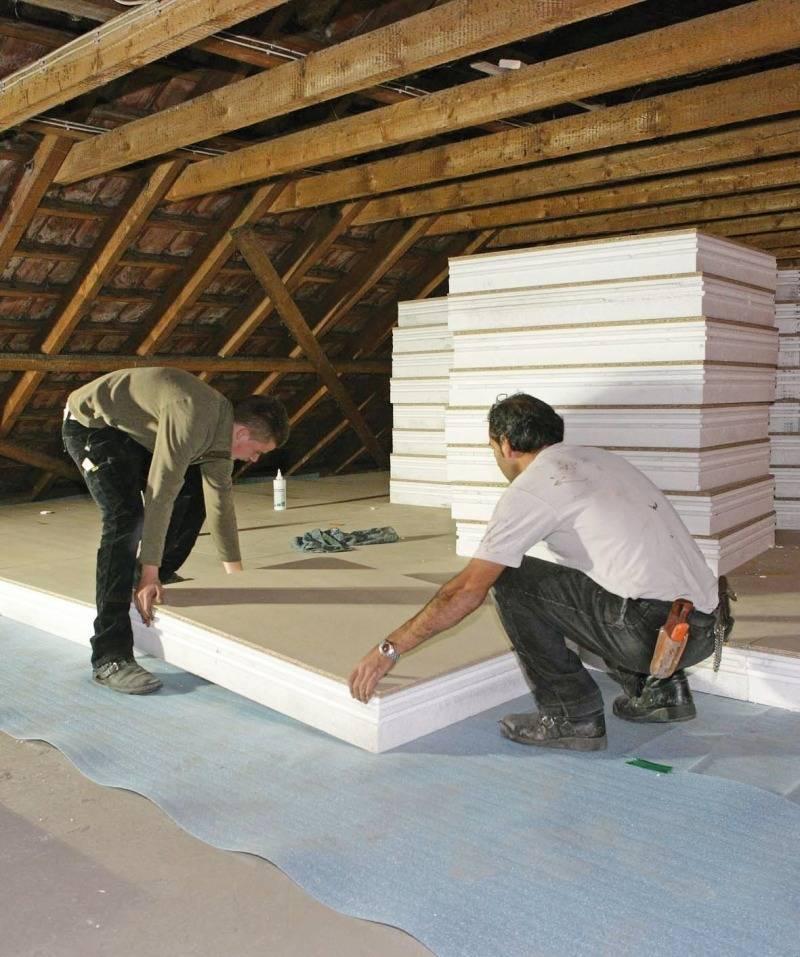 Как и чем утеплить крышу бани своими руками: слои теплоизоляции, материалы и технология монтажа