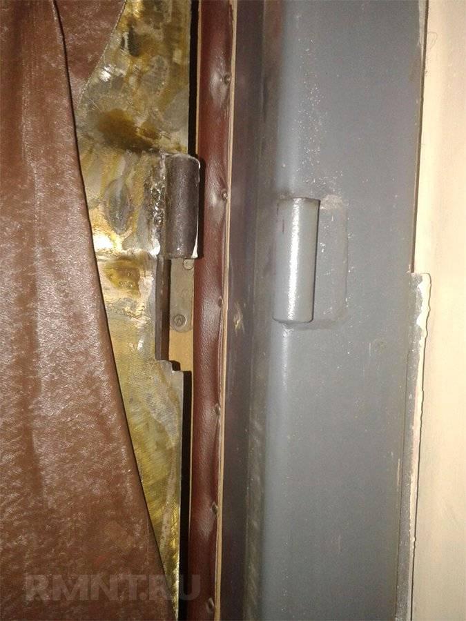 Как самостоятельно отремонтировать межкомнатную дверь?