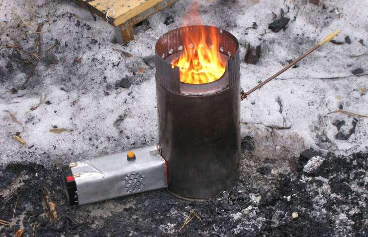 Чудо печь на солярке – конструкция и принцип работы