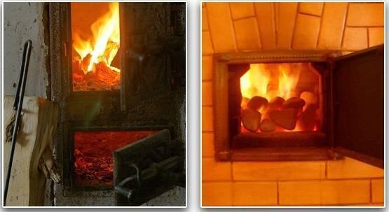 Как правильно топить баню дровами, с железной печкой – sauna.spb.ru