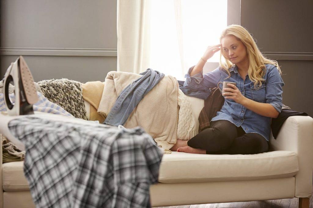 На пороге гости, как убрать квартиру за полчаса или за 5 минут