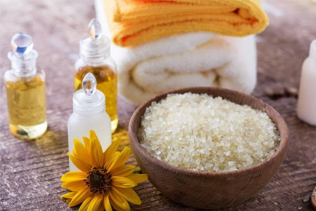 Солевая баня польза и вред